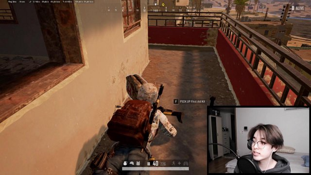 TSM PRO PUBG PLAYING TILL WE HIT CHICKEN eaJParkOfficial on Twitch