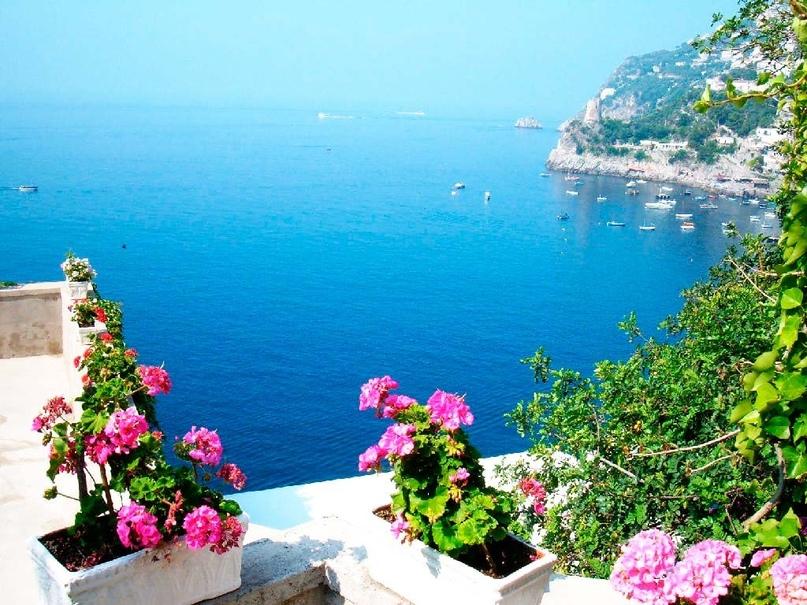 Тайна побережья Салерно