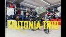 Teutonia Trio - обзор детской коляски из Швеции от Александра Маркина