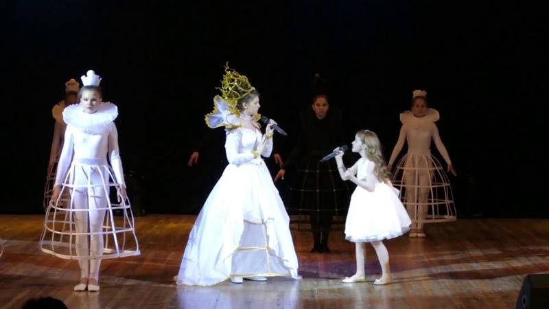 Академия мюзикла Отрывок из мюзикла Алиса в стране чудес
