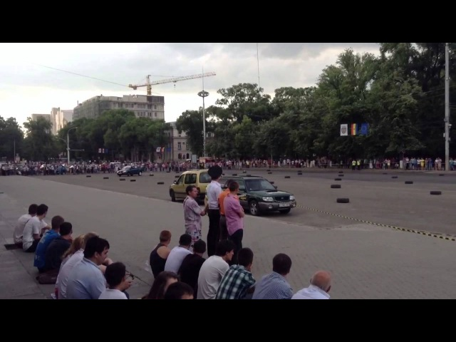 Autoslalom, PMAN, Chisinau 19.05.2013 - 08