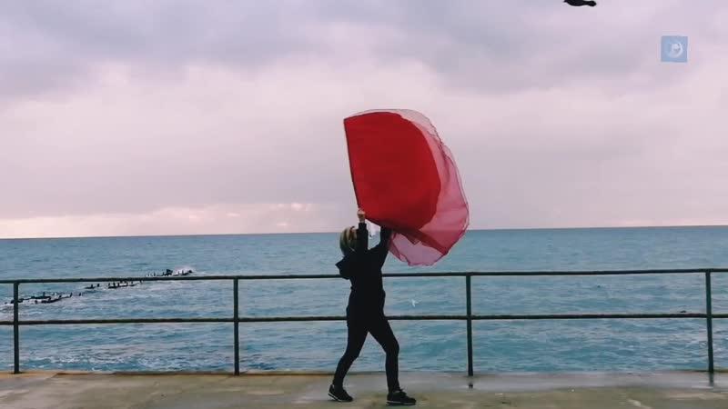 Двухслойные флаги Его знамя надо мною Любовь