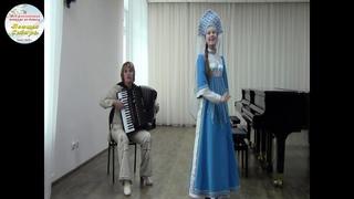 Поющая Сибирь. Наумова Дарья