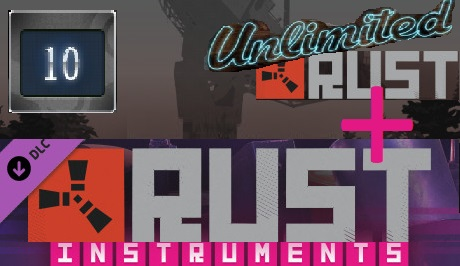 RUST GAME+ RUST INSTRUMENTS DLC 10 Year UNLIMITED