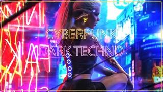 Sonic Girl (Cyberpunk Dark Techno Synthwave Electro)
