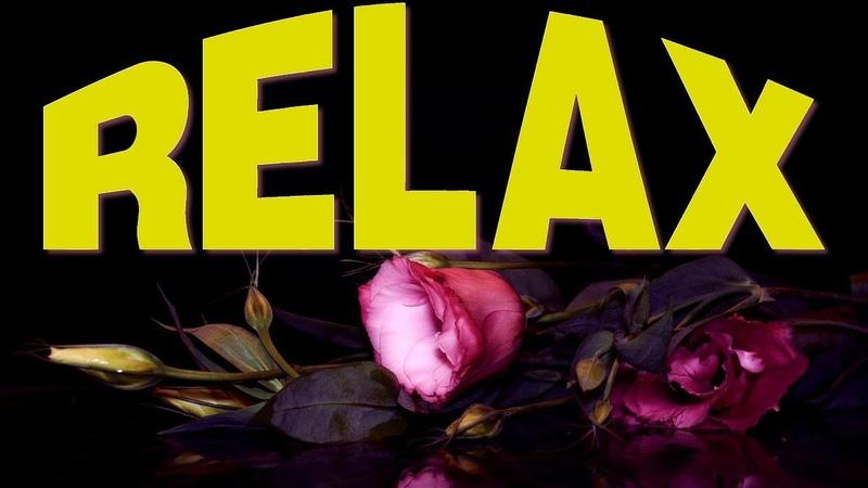 Релакс Музыка для души Цветочные фоны Футажи
