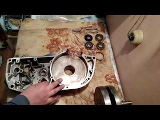 Сборка двигателя ИЖ Планета 5