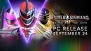 Power Rangers Battle for the Grid PC Release September 24