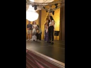 Dina WS - Introduction. Ahlan Wa Sahlan, 2018, summer