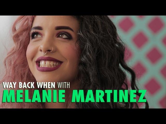 Melanie Martinez Talks First Hair Dye Colour Sketchy Barney Bday Party