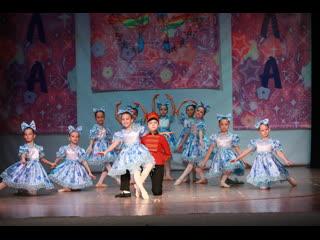 «Триумф» в Туле: елецкий танцевальный коллектив – лауреат I степени всероссийского фестиваля-конкурса