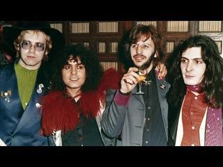 Marc Bolan & Elton John & Ringo Starr - Children of the Revolution (1972)