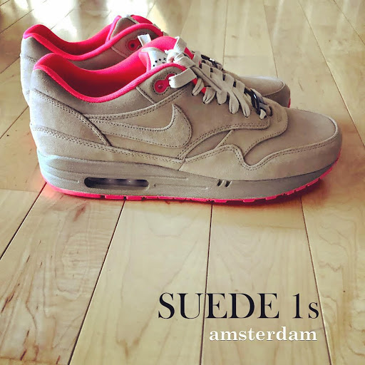 Amsterdam альбом Suede 1s (By Your Side)