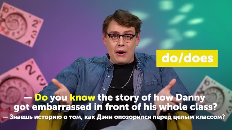 АНГЛИЙСКИЕ ВРЕМЕНА за 15 минут объяснение от американца