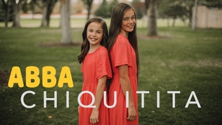 Sweet ABBA cover, Chiquitita! By Annalie Johnson of One Voice Children's Choir and her sister Abby