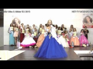 Mini/Junior Miss&Mister EU 2013: Violetta Kononova,10 - Felicità