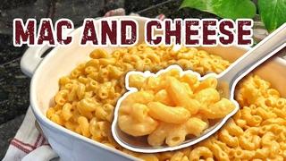 🧀 Американские МАКАРОНЫ С СЫРОМ / мак энд чиз / mac and cheese