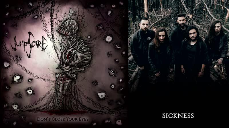 JUMPSCARE Sickness Melodic Death Metal Modern Metal Metalcore