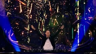 Armin van Buuren live at Tomorrowland 2020 NYE