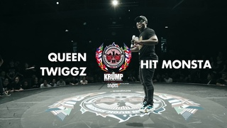 Queen Twiggz vs Hit Monsta   Female Top 18   EBS World Final 2019