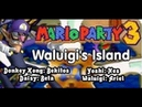 Mario Party 3 Waluigi Island Multiplayer