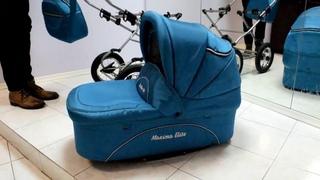 Обзор детской коляски Stroller B&E Maxima Elite