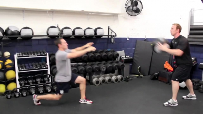 NHL workout with Mike Cammalleri and Tyler Seguin