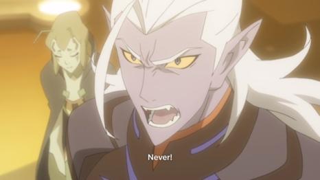 Принц Лотор противостоит своему отцу-тирану и отказывается уничтожать вверенный ему народ