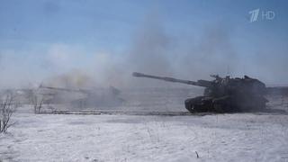 В России проходит плановая проверка боеготовности Вооруженных сил.