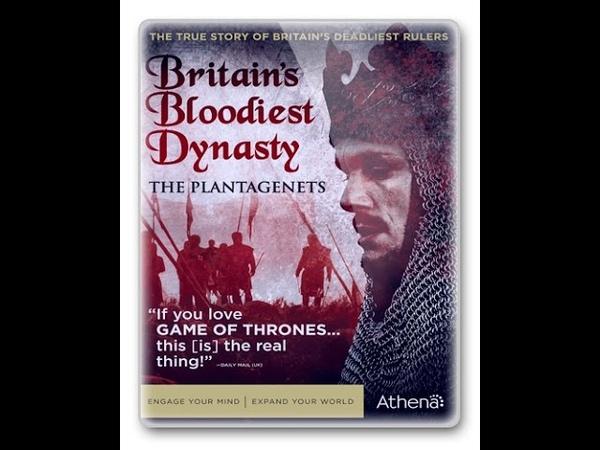 Кровавые династии Британии Плантагенеты 2 серия 2014
