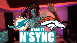 🐬N'SYNC🐬 Miami Dolphins Vs Denver Broncos Week 11 Song By SoLo D (King Von Remix)