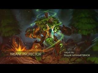 DOTA 2   Treant Protector - Сравнение озвучек (Treant Protector уже в Дота 2)