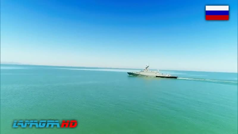Gepard Class Frigates Project 11661 for Russian Navy