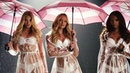 Victoria's Secret Ангелы с зонтиками