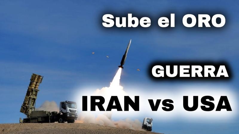 IRAN vs USA misiles y tropas listos TRUMP DOBLA LA AMENAZA