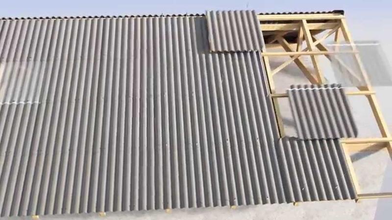 Instrukcja montażu płyty falistej EuroFala B59 konstrukcja drewniana