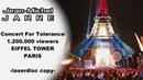 JEAN MICHEL JARRE PARIS EIFFEL TOWER FRANCE [upscale 1080p HD]
