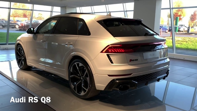 NEW!! Audi RS Q8 | First time spotted | Audi RSQ8 2020 Supercar
