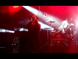 Глеб Самойлоff & the Matrixx - Красная шапочка, Готика, Космос / Roof Place, 26 08 2020 СПб