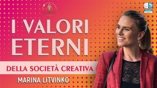 Marina Litvinko   I Valori Eterni della Società Creativa