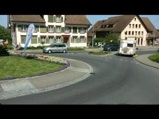 Как живут в деревне Швейцарии. Сельское хозяйство Швейцарии. Фруктовые сады в Шв
