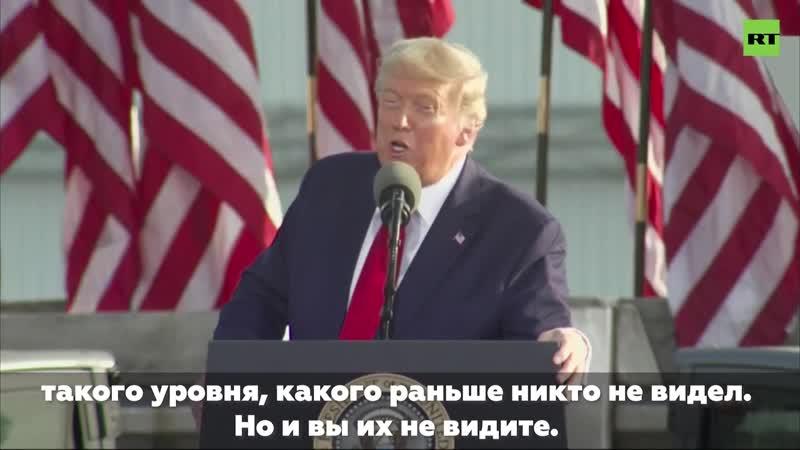 Гиперзвук Гидрозвук ! Трамп об американских «супер - пупер» ракетах