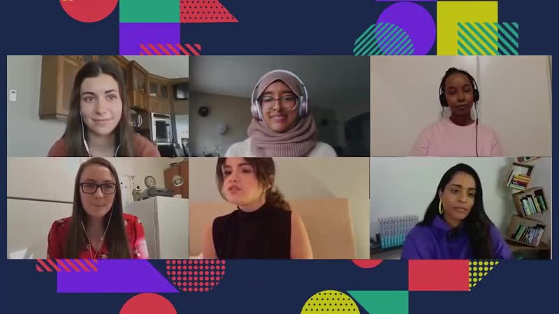 @etalkCTV Grads like Daria, Israa, Layla, and Katie are making a difference in their communities across Canada, and we join @s
