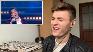 Singer Reaction to Love Is Like a Dream by Dimash ( HIS BEST PERFORMANCE SO FAR )