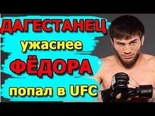 Этот ДАГЕСТАНЕЦ непременно БУДУЩАЯ ЗВЕЗДА UFC /// ШАМИЛЬ ГАМЗАТОВ!!!