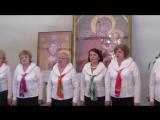 Ганина яма стихи Л.Тетериной, муз. Н.Борисовой поют Струны души в Кашинском жен.