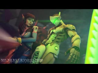 Dva Fast And Hard Sex [Overwatch] (Grand Cupido) 3D Porn R34