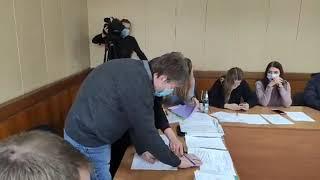 LIVE Бердянск Выборы 2020 Заседание территориальной избирательной комиссии Четверг День