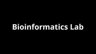 Представление лабораторий ФИТиП. МНЦ КТ: Bioinformatics Lab.