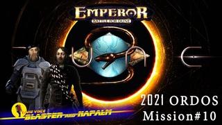 🔥 DUNE 2021 Game Emperor House Ordos Battle for dune Mission 10 Прохождение с BLASTER and NAPALM